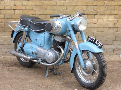 1960 Puch SGS 250cc SOLD (picture 5 of 6)