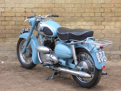 1960 Puch SGS 250cc SOLD (picture 6 of 6)