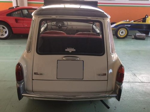 AUTO BIANCHI BIANCHINA PANORAMICA SUNROOF - 1963 For Sale (picture 4 of 6)