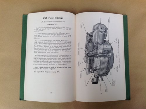 Karrier Gamecock MK 2 Handbook Inc T3 Engine  For Sale (picture 4 of 4)
