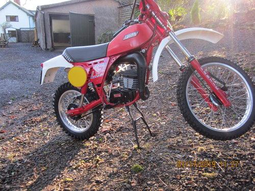1981 fantic brissoni rc 125 enduro SOLD (picture 4 of 5)