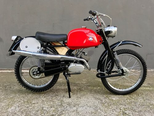 1965 SACHS - HERCULES 50 SOLD (picture 1 of 6)