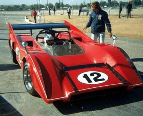 1971 Mclaren M8 Can Am interserie For Sale (picture 1 of 4)