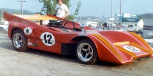 1971 Mclaren M8 Can Am interserie For Sale (picture 3 of 4)