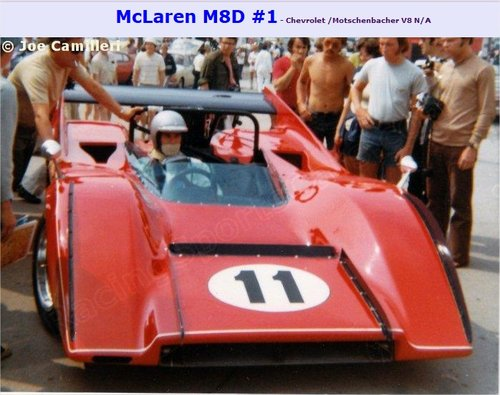 1971 Mclaren M8 Can Am interserie For Sale (picture 2 of 4)