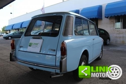 AUTOBIANCHI BIANCHINA PANORAMICA DECAPPOTTABILE 1962 For Sale (picture 2 of 6)
