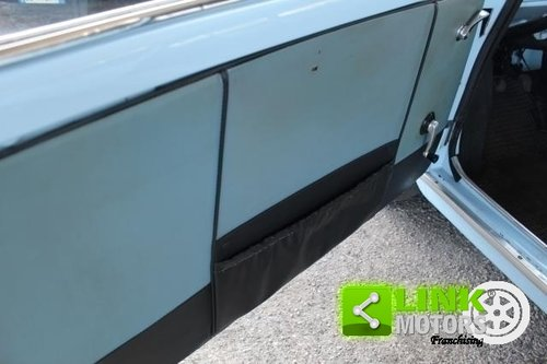 AUTOBIANCHI BIANCHINA PANORAMICA DECAPPOTTABILE 1962 For Sale (picture 6 of 6)