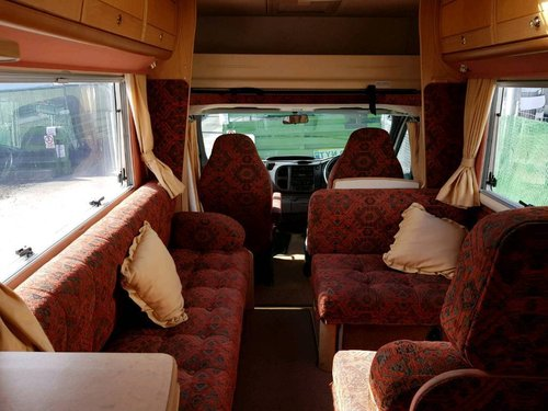 2003 Auto-Sleeper Pollensa 90 T350 - 4 Berth - REDUCED PRICE SOLD (picture 3 of 6)
