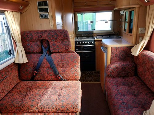 2003 Auto-Sleeper Pollensa 90 T350 - 4 Berth - REDUCED PRICE SOLD (picture 4 of 6)