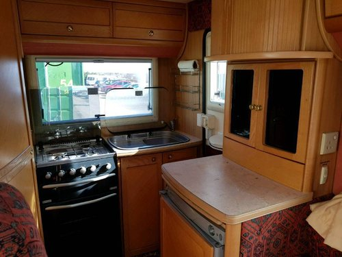 2003 Auto-Sleeper Pollensa 90 T350 - 4 Berth - REDUCED PRICE SOLD (picture 5 of 6)