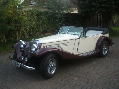 1990 Baron Sports (Mercedes 1930's Replica) LHD For Sale (picture 1 of 4)
