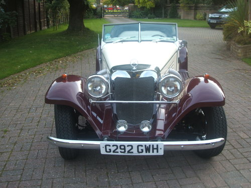 1990 Baron Sports (Mercedes 1930's Replica) LHD For Sale (picture 2 of 4)