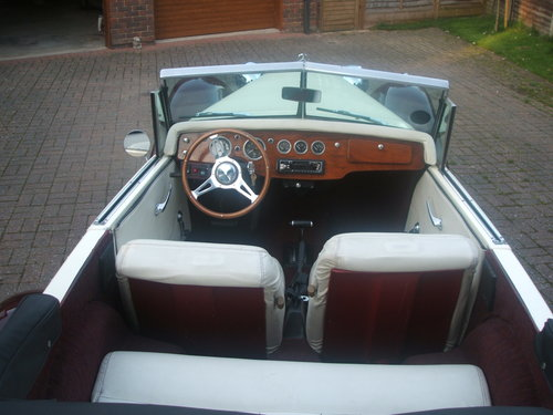 1990 Baron Sports (Mercedes 1930's Replica) LHD For Sale (picture 3 of 4)