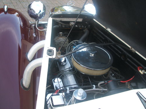 1990 Baron Sports (Mercedes 1930's Replica) LHD For Sale (picture 4 of 4)