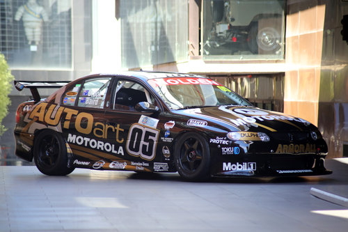 2000 BROCK/BAIRD AUTOART COMMODORE VX SOLD (picture 1 of 6)