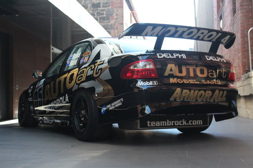 2000 BROCK/BAIRD AUTOART COMMODORE VX SOLD (picture 4 of 6)
