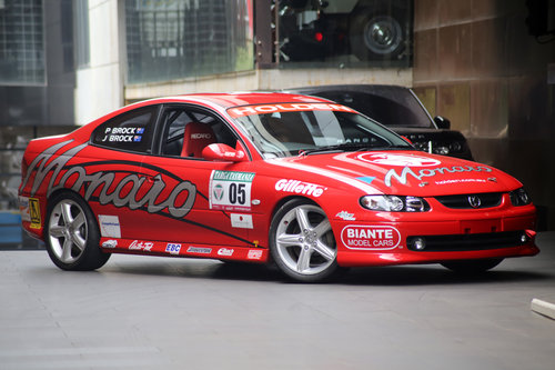 2002 Holden Monaro CV8 SOLD (picture 1 of 6)