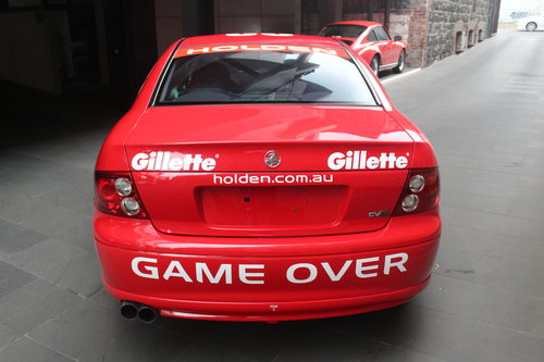2002 Holden Monaro CV8 SOLD (picture 4 of 6)