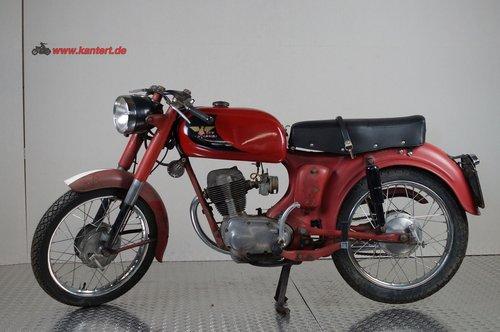 1959 Moto Morini Sbarazzino 98, 38000 km, 98 cc, 7 hp For Sale (picture 1 of 6)