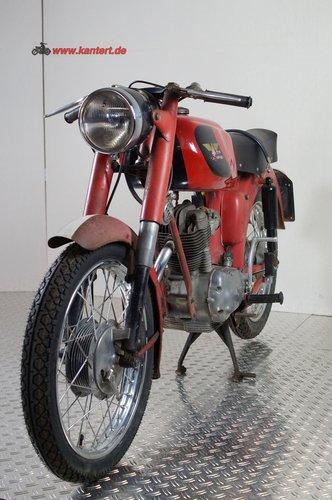 1959 Moto Morini Sbarazzino 98, 38000 km, 98 cc, 7 hp For Sale (picture 3 of 6)
