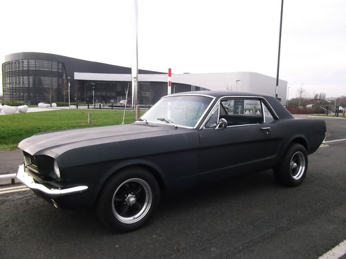 1965  Coupe High Performance, 302 V8, Restored, Real Drivers Car SOLD (picture 1 of 6)