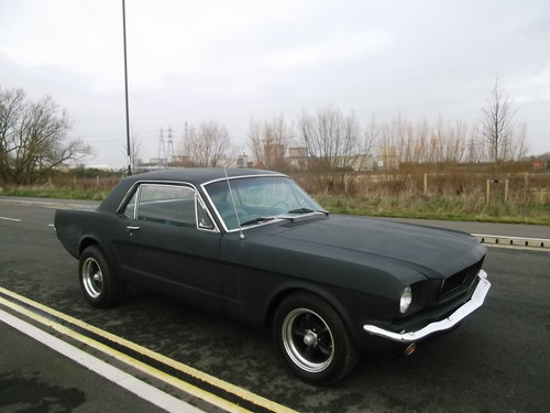 1965  Coupe High Performance, 302 V8, Restored, Real Drivers Car SOLD (picture 5 of 6)