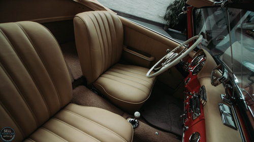 1958 190SL Roadster 1.9 2dr Convertiable Manual Petrol For Sale (picture 6 of 6)