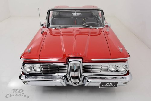 1959 Edsel Corsair Convertible / Frame-Off restauration For Sale (picture 2 of 6)