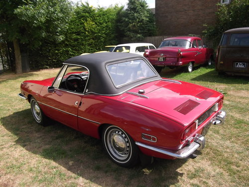 1970  Fiat 850 Spider Sport Convertible, Soft and Hard Top, LHD  SOLD (picture 2 of 6)