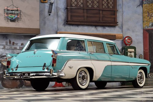 1956 Desoto Firedome Stationwagon / Sehr Selten! For Sale (picture 1 of 6)