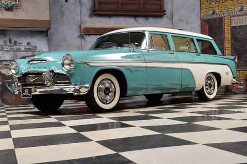 1956 Desoto Firedome Stationwagon / Sehr Selten! For Sale (picture 2 of 6)