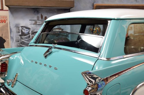 1956 Desoto Firedome Stationwagon / Sehr Selten! For Sale (picture 5 of 6)