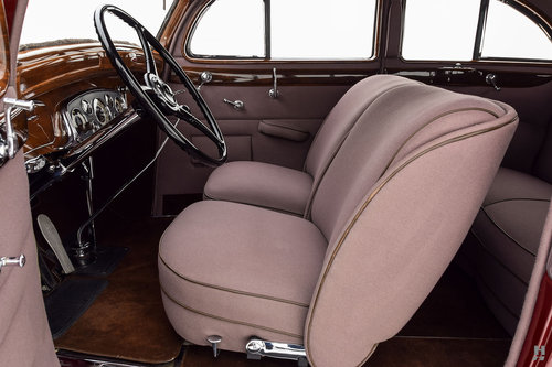 1935 PIERCE ARROW MODEL 1245 SILVER ARROW COUPE For Sale (picture 3 of 6)