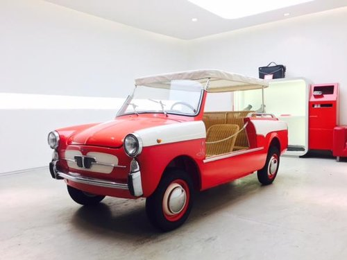 1967 AUTOBIANCHI GHIA JOLLY MARE SOLD (picture 1 of 6)