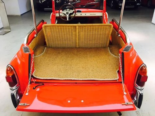 1967 AUTOBIANCHI GHIA JOLLY MARE For Sale (picture 5 of 6)