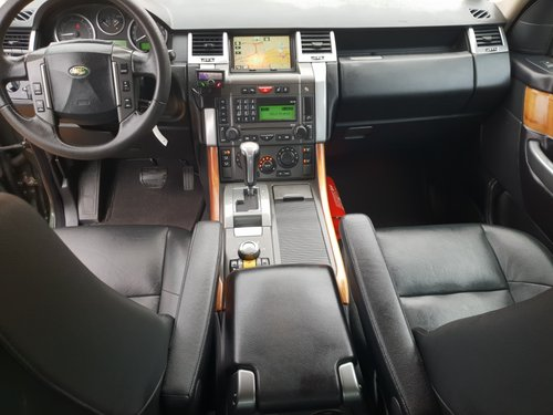 2006 LHD RANGE ROVER SPORT 2.7 TDV6 LEFT HAND DRIVE For Sale (picture 6 of 6)