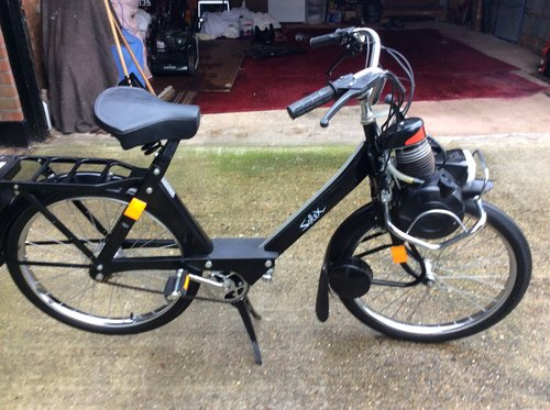 1988 Velosolex 49cc Moped Brand New  SOLD (picture 1 of 2)