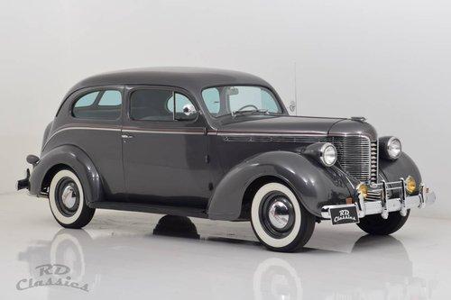 1938 Desoto Custom 2D Sedan *Liebhaberstuck* For Sale (picture 1 of 6)