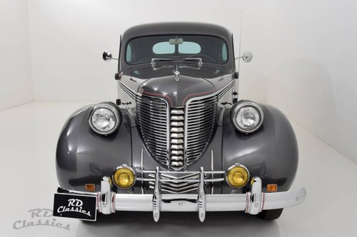1938 Desoto Custom 2D Sedan *Liebhaberstuck* For Sale (picture 2 of 6)