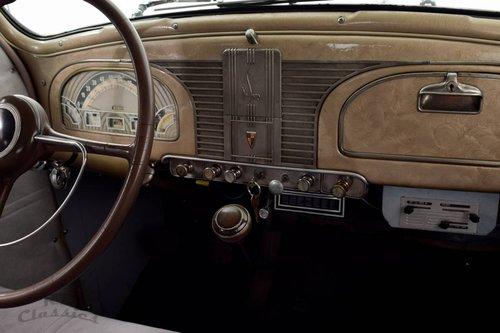 1938 Desoto Custom 2D Sedan *Liebhaberstuck* For Sale (picture 5 of 6)