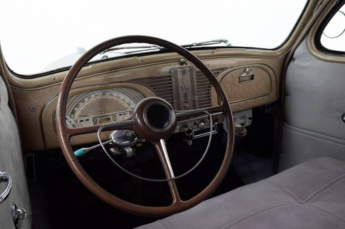 1938 Desoto Custom 2D Sedan *Liebhaberstuck* For Sale (picture 6 of 6)