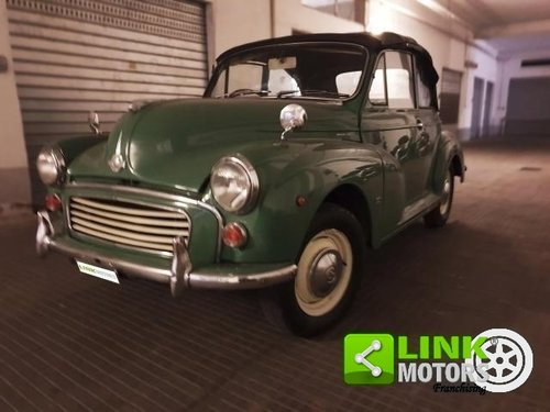 Innocenti MORRIS MINOR 1000 CONVERTIBILE 1965 For Sale (picture 2 of 6)