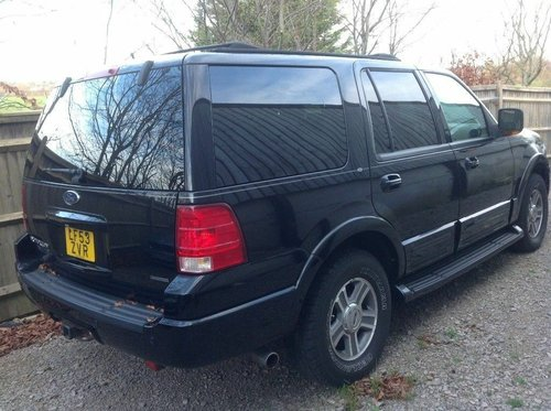 2004 ford expedition 4x4 eddy buaer 8 seater  For Sale (picture 3 of 6)