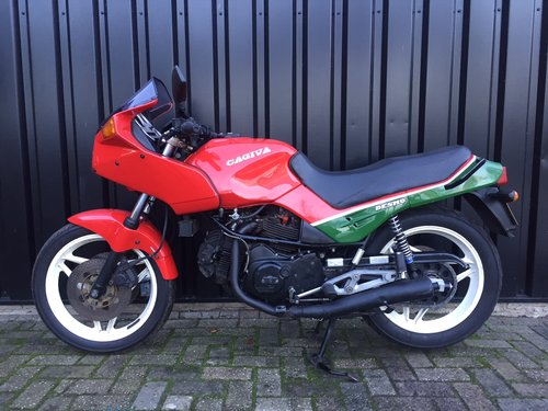 1987 Cagiva 750 Allazurra  For Sale (picture 3 of 6)