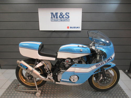 1980 P&M Suzuki GS1000 Race Bike SOLD (picture 1 of 6)