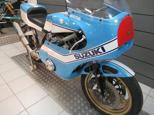 1980 P&M Suzuki GS1000 Race Bike SOLD (picture 2 of 6)