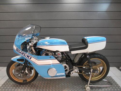 1980 P&M Suzuki GS1000 Race Bike SOLD (picture 5 of 6)