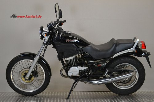1993 Cagiva Roadster 125 2-stroke, 18 hp, 125 cc For Sale (picture 4 of 6)