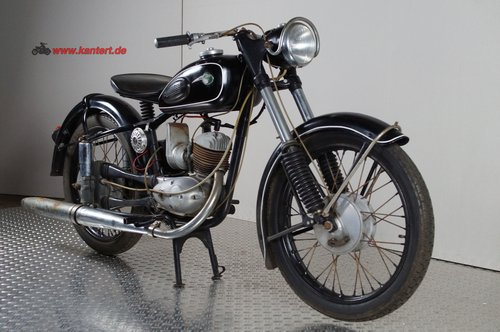 1959 MZ RT 125/2, 125 cc, 5 hp For Sale (picture 6 of 6)