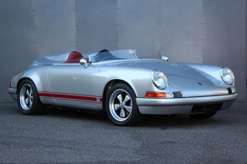 1988 PS Spyder on Porsche 911 Base built by Paul Stephens RHD For Sale (picture 1 of 6)